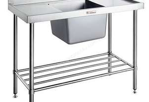 Simply Stainless Sink Bench SS05.1200.C/L/R