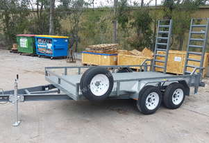 NEW 2017 FWR 3.5 TON PLANT TRAILER