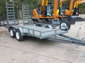 NEW 2019 FWR 3.5 TONNE Plant Trailer / Trailer - picture1' - Click to enlarge