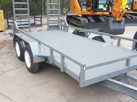 NEW 2019 FWR 3.5 TONNE Plant Trailer / Trailer - picture3' - Click to enlarge
