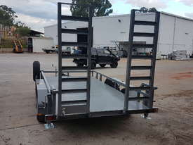 NEW 2019 FWR 3.5 TONNE Plant Trailer / Trailer - picture4' - Click to enlarge