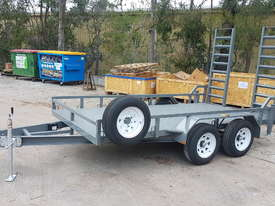 NEW 2021 FWR 3.5 TONNE Plant Trailer / Trailer - picture0' - Click to enlarge