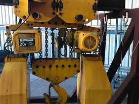 KITO-PWB ANCHOR Electric Chain Hoists.15Tand 20 T - picture0' - Click to enlarge