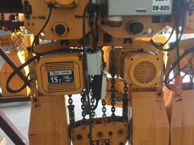 KITO-PWB ANCHOR Electric Chain Hoists.15Tand 20 T - picture1' - Click to enlarge