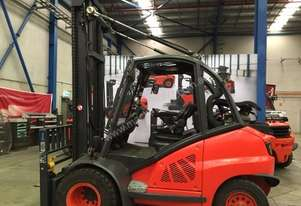 Used Forklift: H45T 4.5t Genuine Preowned Linde