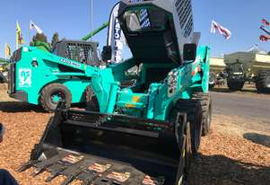 Katoimer AS34 Wheeled Skid Steer High Flow 83hp