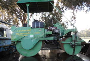 cricket pitch roller lockwood 2000 , ex council