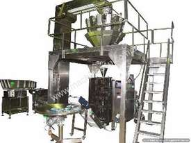 Complete Vertical form fill seal Packaging Line - picture8' - Click to enlarge