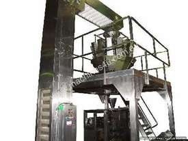 Complete Vertical form fill seal Packaging Line - picture9' - Click to enlarge