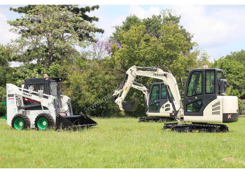 2018 Mini Excavator SM925 Cabin AC / Quick Hitch  and 3 Years Warranty