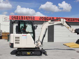 Jobcat 2017 Mini Excavator SM925 Cabin AC / Quick Hitch  and 3 Years Warranty - picture4' - Click to enlarge