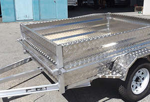 ALUMINIUM BOX TRAILERS