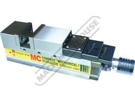 CHV-100V Compact Hydraulic Vice 100mm - picture0' - Click to enlarge
