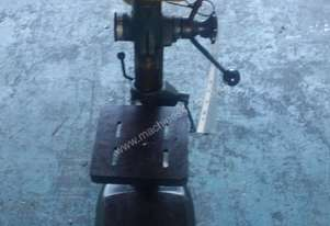 Brobo Waldown Pedestal Drill 8SN Bench Mount Industrial Trade Quality 8 speed