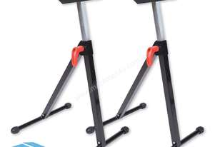 Carbatec Basic Roller Stand - 2 Pack