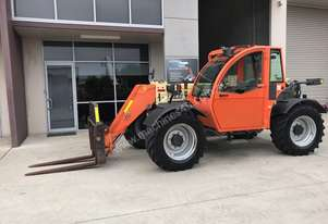 JLG307 Used Telehandler with Pallet Forks