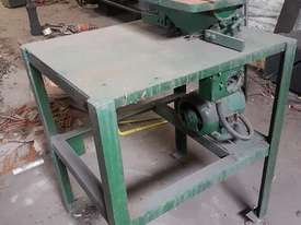 Face grinder linisher - picture0' - Click to enlarge