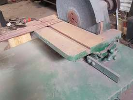 Face grinder linisher - picture1' - Click to enlarge
