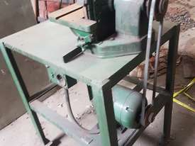 Face grinder linisher - picture3' - Click to enlarge