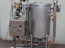 Tank with Heat Exchanger - picture1' - Click to enlarge