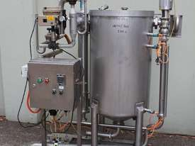Tank with Heat Exchanger - picture8' - Click to enlarge