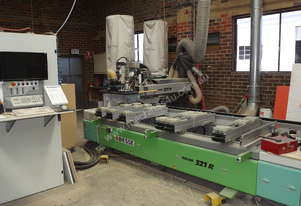 Used Biesse CNC Machine for sale - Biesse Rover 321R