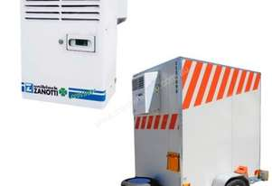 Zanotti MAS123T AS Range Rotary Refrigerated Chiller System