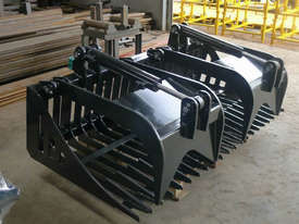 Grapple Rake for Skid Steers VS1320 - picture0' - Click to enlarge