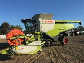 Claas Lexion 760TT Header(Combine) Harvester/Header - picture1' - Click to enlarge