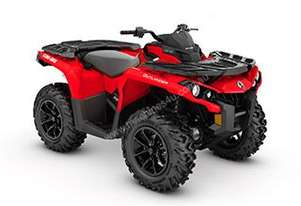 Can Am CAN-AM Outlander 650+ Pro ATV