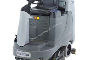 Nilfisk Ride On Scrubber/Dryer- BR855