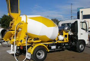 Cesco Hydraulic Transit Mixer - Mini