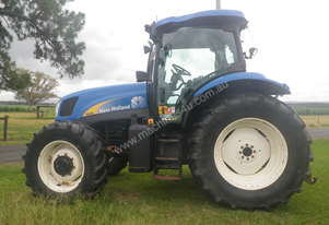 Tractor New Holland TS135A 2006