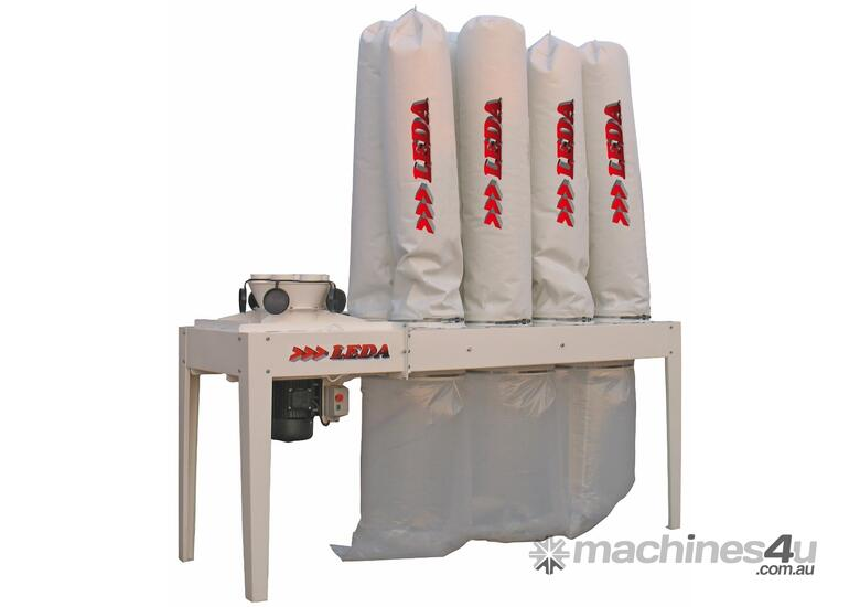 7.5HP with fine dust retention. Quiet and effective