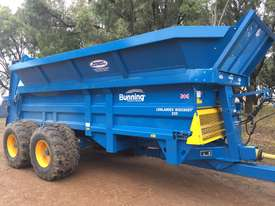 Bunning 230WB Manure Spreader - picture0' - Click to enlarge