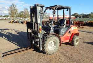 Enforcer FD35T All Terrain Fork Lift