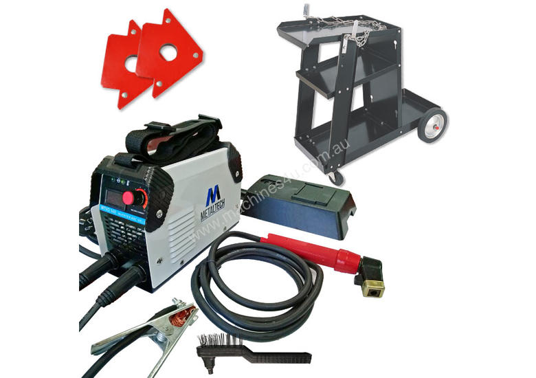 Metaltech140 Digital Inverter Welder Kit