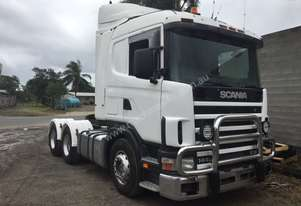 Scania R530 B double rated Prime Mover