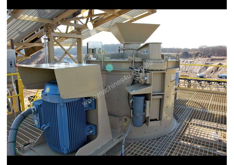 ASTEC 2500 EVT VERTICAL SHAFT IMPACTOR