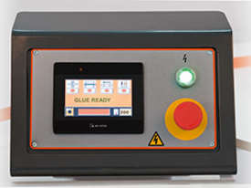 Edgebander single phase - picture2' - Click to enlarge