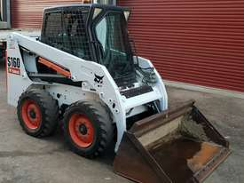 S160 Skid Steer loader - picture1' - Click to enlarge