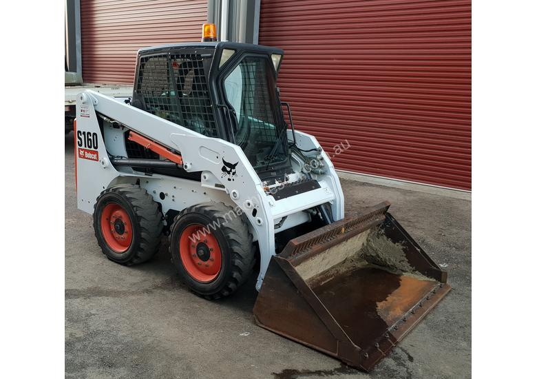 S160 Skid Steer loader