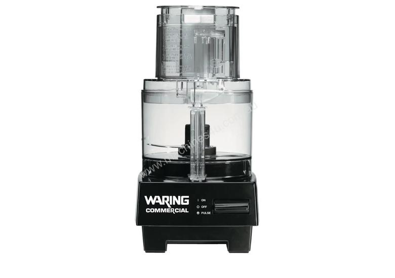 Waring CC025-A - Food Processor with Veg Feed Lid 1.75Ltr