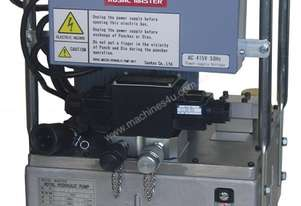 Royal Master D-3SW Hydraulic Pump