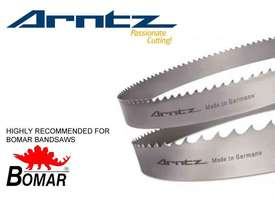 Bandsaw Blade for Bomar Model TRANSVERSE 510.330 GANC - Length 4780mm x Width 34mm x 1.1mm x TPI - picture0' - Click to enlarge