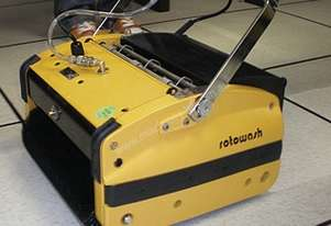 ROTOWASH ROTATING BRUSH SCRUBBING MACHINE