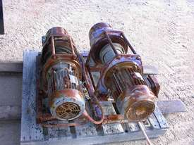 Pacific Electric winch/hoist - picture1' - Click to enlarge