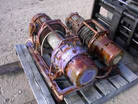 Pacific Electric winch/hoist - picture2' - Click to enlarge
