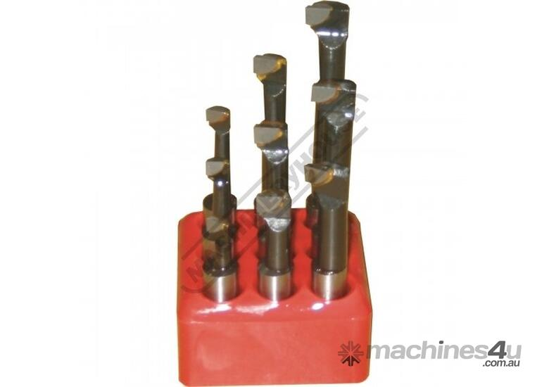 M180 Boring Bar Set - 9 piece Ø12mm