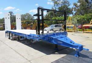Interstate Trailers Custom Tandem Axle Tag Trailer ATTTAG